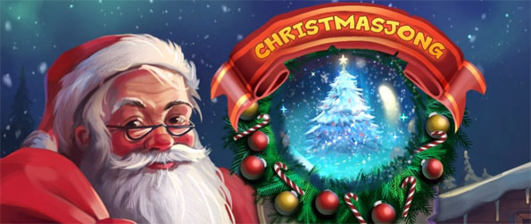 Christmasjong - Enjoy this delightful mahjong game that comes with a gorgeous Christmas themed twist.