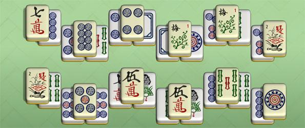 Redstone Mahjong - Redstone Mahjong is a fun twist on the classic mahjong.