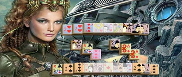 Space Mahjong - Enjoy a space adventure with some amazing mahjong action!