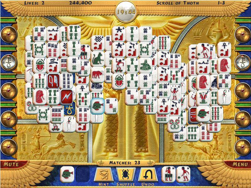 Luxor Mahjong - Mahjong Games Free