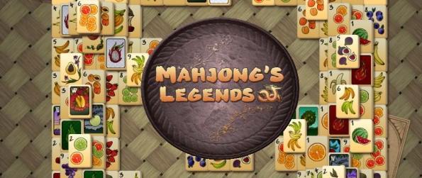 Mahjong Legends - Become The Mahjong Legend!