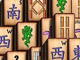 Daily Mah Jong Wooden Tile Set