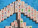 Mahjong Adventures Plane Layout