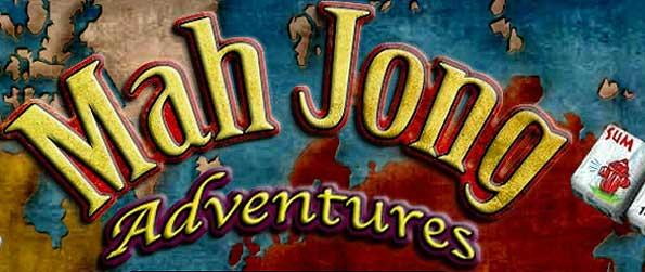 Mah Jong Adventures - Enjoy the globe spanning adventure of taking the Mahjong challenge in whole new level in this wonderful game.