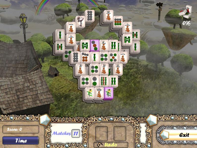 Aerial mahjong // download aerial mahjong free.