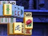Classic mahjong tiles in Mahjong Detective: The Stolen Love
