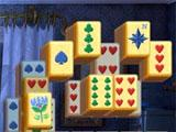 Cat layout in Mahjong Detective: The Stolen Love