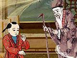 Mahjong Tales: Ancient Wisdom Accompanying Background Story