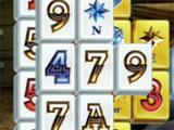 Hoyle Illusions Mahjongg Numbers Level