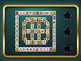 Mahjong Business Style Collection of Levels in a Stage