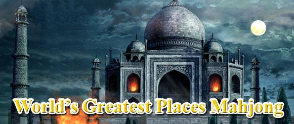 World's Greatest Places Mahjong - Visit top destinations across the world as you beat the levels of this wonderful new Mahjong game.