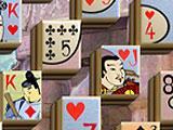 World's Greatest Temples Mahjong Poker Deck Tiles