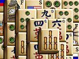 Usual Mahjong Pairing Challenge in World's Greatest Temples Cities Mahjong