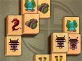 2D Mahjong Temple Early Level