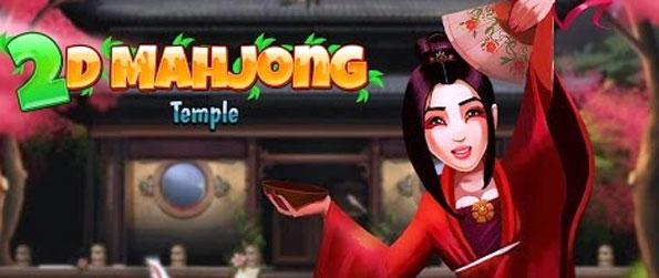 2D Mahjong Temple - Enjoy mahjong the way it's meant to be played in this classic experience.