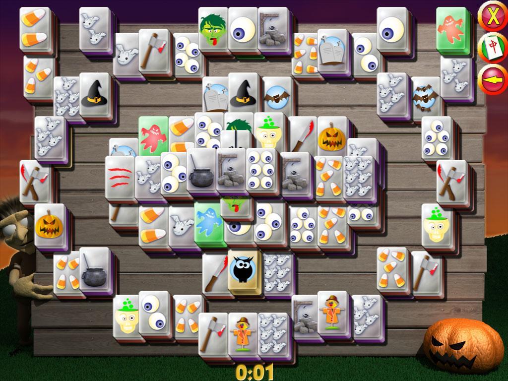 halloween mahjong - jocuri mahjong gratuite