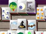 Gameplay for Halloween Mahjong