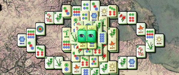 Song of Season - Experience an original, stunning mahjong game.