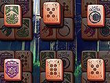 Mahjong Huntress User Interface and Screen Layout