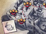 Mahjong Huntress Level Map