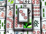 3D Magic Mahjongg Classic Tile Design and Layout
