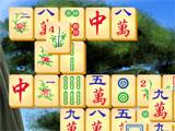 China Mahjong Tile Layout
