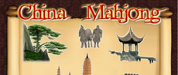 China Mahjong - Enjoy a game of Mahjong with soothing background music and images.
