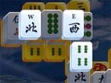 Mahjong: Wolf Stories challenging level