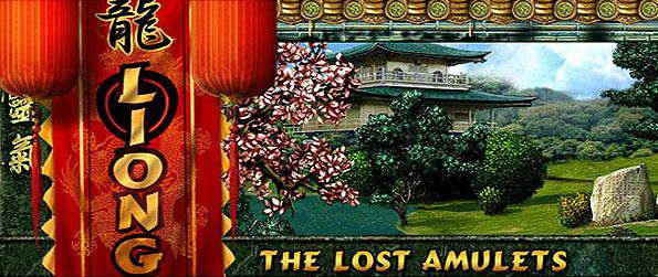 Liong: The Lost Amulets - Set on the task of retrieving the five amulets that held the natural elements in balance in this unique cross of hidden object game, Mahjong, and a variety of mini-games.