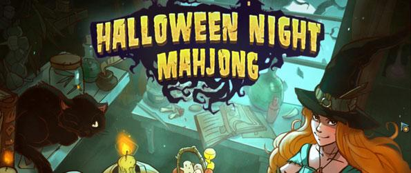 Halloween Night Mahjong - After a witch invites you to play Mahjong in an old mansion, you soon find that you're not competing for treats, but for your very life. Battle with the sorceress - mahjong style, in Halloween Night Mahjong.