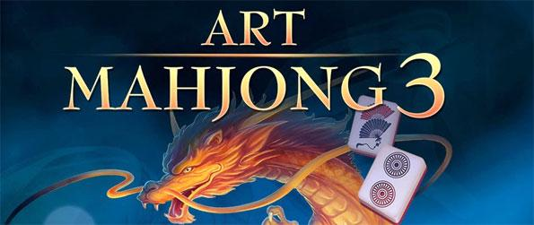 Art Mahjong 3 - Experience three exciting versions of your favorite casual paring game in this single title.
