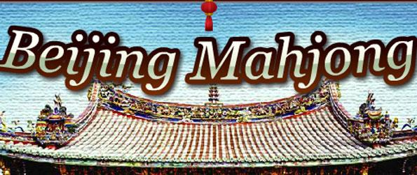 Beijing Mahjongs - Play this fantastic mahjong game that will get you completely hooked on it.
