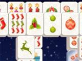 Mahjong Christmas 2 easy level