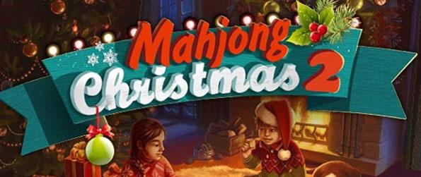 Mahjong Christmas 2 - Get hooked on this fantastic mahjong game that will get you right into the spirit of Christmas.