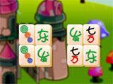 Mahjong Adventure: Easy level