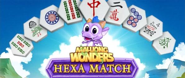 Mahjong Wonders Hexa Match - Use your skills to rack up massive scores in this awesome mahjong game.