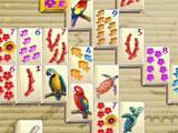 Caribbean Mah Jong gameplay