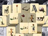 Hidden Mahjong: Treehouse fun level