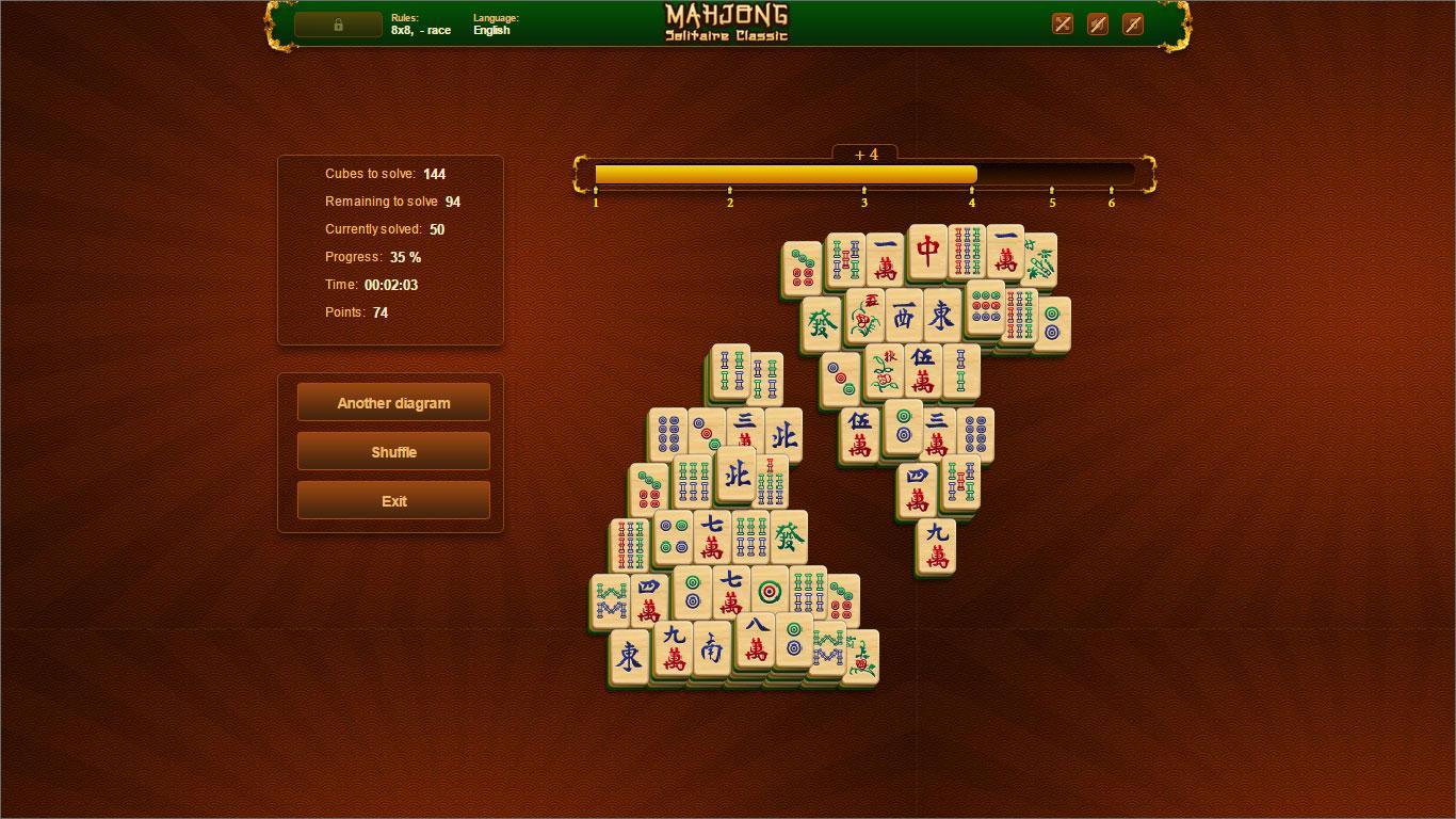 Mahjong Solitaire Classic - Mahjong Games Free