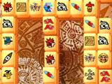 Aztec Mahjong: Race Against Time