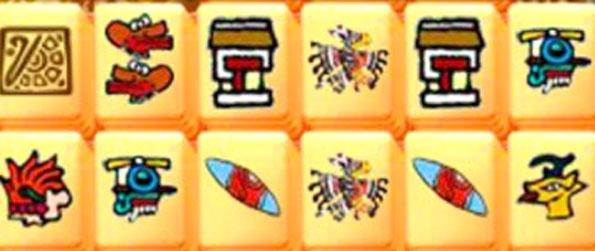 Aztec Mahjong - Looking for a classic game of traditional Mahjong? Try out Aztec Mahjong for some serious fun.