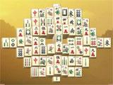 The Great Mahjong Diamond Shaped Layout