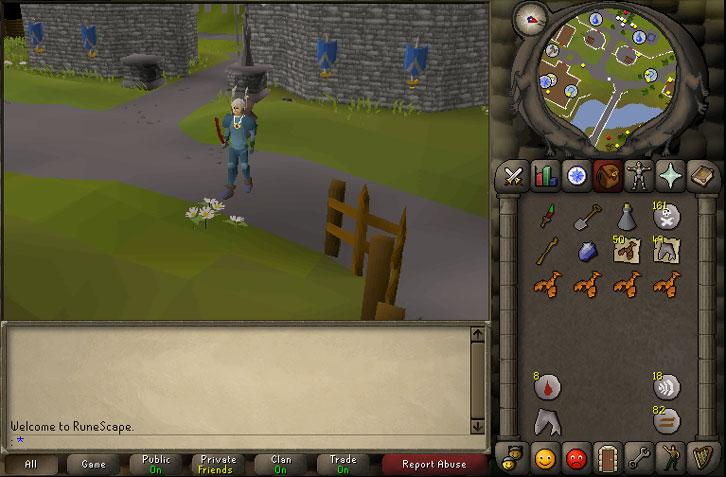 The Old Runescape - MMORPGs will leave lasting, fond memories