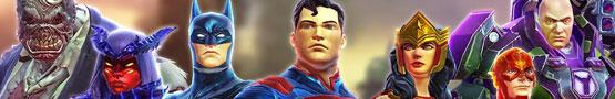 MMO Square - Fun Online Games in the DC Universe