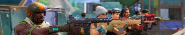 Fortnite Battle Royale: PC and Console vs Mobile preview image