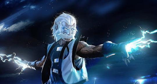 DotA 2: Zeus