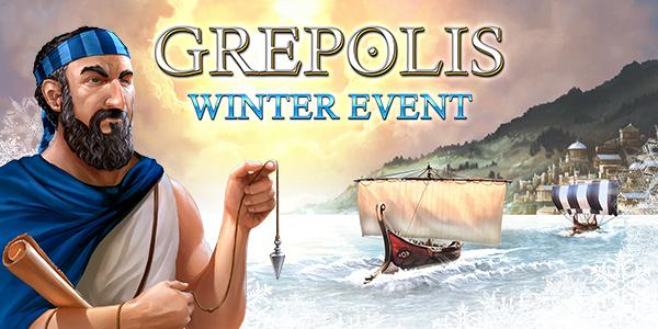 Grepolis Winter Event