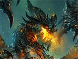 World of Warcraft Dragon Fight