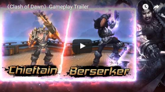 Clash of Dawn Gameplay Trailer