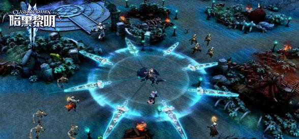 Mobile Action RPG Clash of Dawn Touches Down on Android And iOS